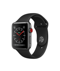 Watch Series 3 GPS/LTE, Alu SG