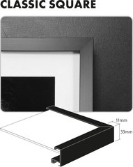 Galerie Frame Classic Square Silver