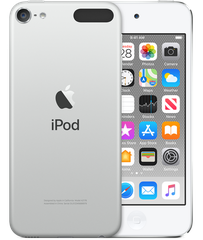 iPod touch 256GB silber