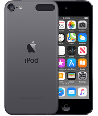 iPod touch 256GB space grau