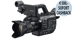 PXW-FS5K Camcorder+SELP18-105